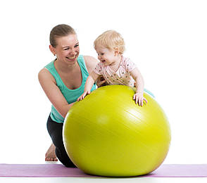 Мяч для фитнеса. 65 см. PROFIT BALL (Фитбол) MS1576, фото 2