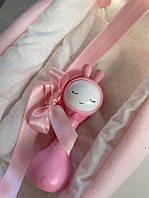 Іграшка-нічник Smarty Зайчик Alilo R1 YoYo рожевий