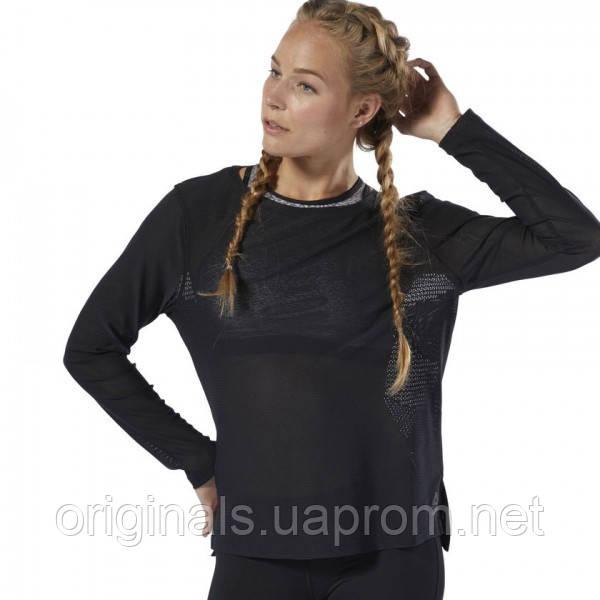 Спортивная футболка Reebok CrossFit® женская Jacquard DU5109