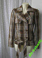 Куртка женская ветровка хлопок на высокий рост бренд Chillen р.48, фото 1