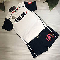 Комплект шорты и футболка для мальчика 3-4 года от английского бренда George
