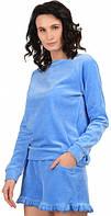Домашний костюм MODENA  DK053-3 (кофта и шорты)
