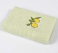 Полотенце кухонное Lotus Mira - Lemon tree зеленый 40*60