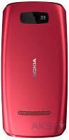 Задняя часть корпуса (крышка аккумулятора) Nokia 305 Asha Original Red