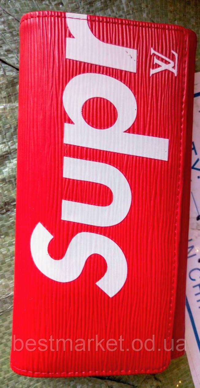 28503fc861471 ... фото Портмоне-клатч на кнопке Supreme от Louis Vuitton (Суприм Луи  Витон) ...