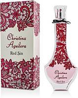 Парфюмированная вода Christina Aguilera Red Sin (100 мл) Красный бархат