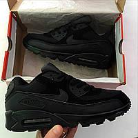 Мужские кроссовки Nike Air Max 90 black