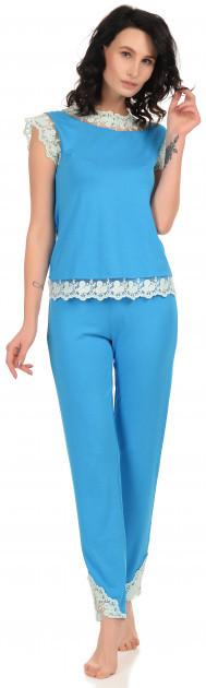 Костюм домашний женский MODENA  DK079-1 (футболка и штаны), фото 1