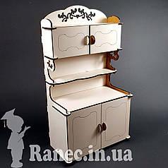 Мебель для куклы Барби  Шкаф №4 для  монстер хай  для  винкс свинка пеппе Pepe кукольный домик