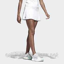 Белая теннисная юбка Adidas Parley Skirt DP0269