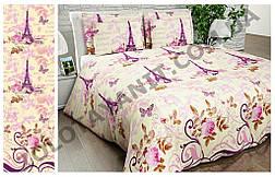 """Комплект постельного белья  """" Евро """" бязь, фото 2"""