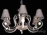 Классическая люстра с подсветкой 8360/6HR, фото 3