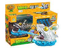Боевые машины Зубатая Акула игровой набор Растения против зомби | Plants vs Zombies Игрушка