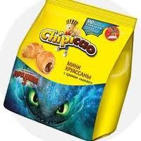 Круассаны Chipicao Chipita 48г. mini какао, фото 2