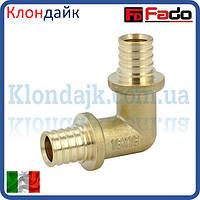 Угол натяжной  90°  FADO 16 мм
