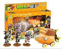 Боевые машины Морковка Ракетоносец игровой набор Растения против зомби | Plants vs Zombies Игрушка