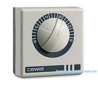 Термостат  CEWAL RQ тепла підлога, кондиціонер, електрообігрівачі