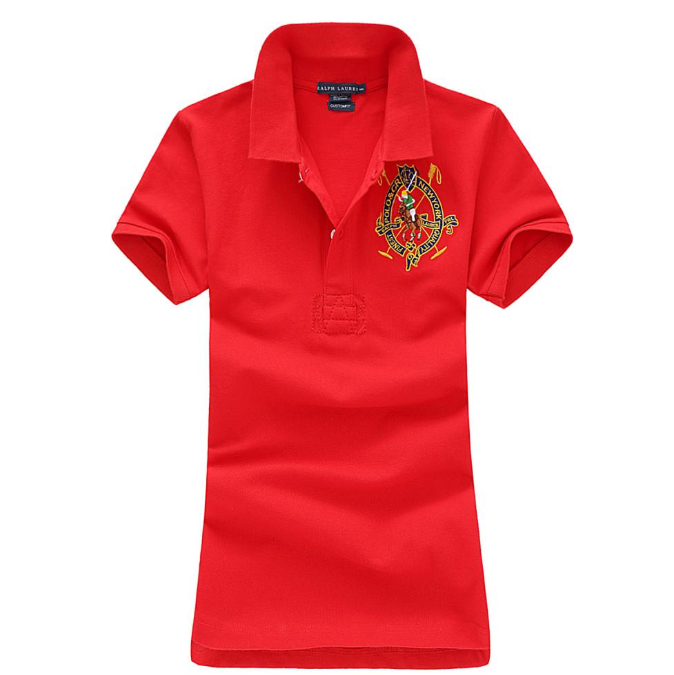 Ralph Lauren Polo original женское поло ралф лорен женская футболка