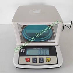 Лабораторные весы с поверкой FEH-320 320/0,01 грамм (Ø 100мм)