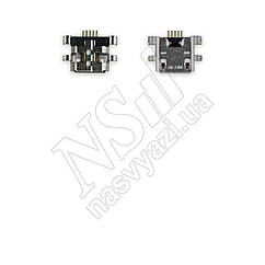 Разъем питания ASUS A500CG/A501CG/A600CG/ME370/ME571K/ZE550ML
