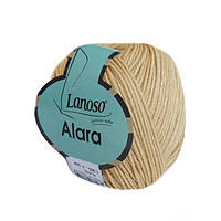 Пряжа Lanoso Alara 905 для ручного в'язання