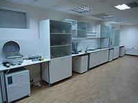 Столы лабораторные