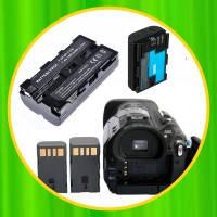 Акумулятори для фото та відеокамер
