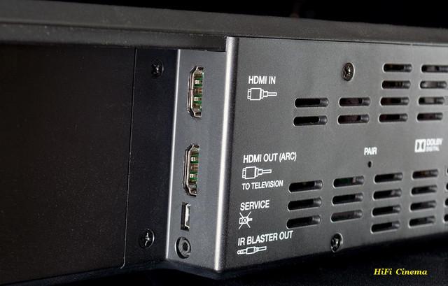 Denon DHT-S514 connect HDMI