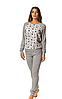 Костюм домашний женский MODENA  MTP2016 (кофта и штаны)