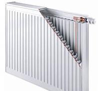 Стальной радиатор отопления Sanica 33 тип 300х600