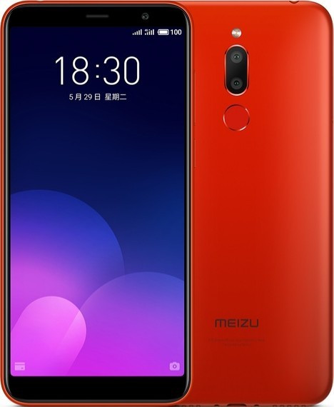 Meizu M6T 3/32GB (Red) Global