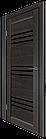 """Дверное полотно ТМ """"Leodor"""" модель """"Sovana"""" цвет дуб саксонский, фото 2"""
