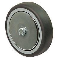 Колеса без кронштейна с подшипником скольжения Диаметр: 75 мм.Серия 23 Light, фото 1