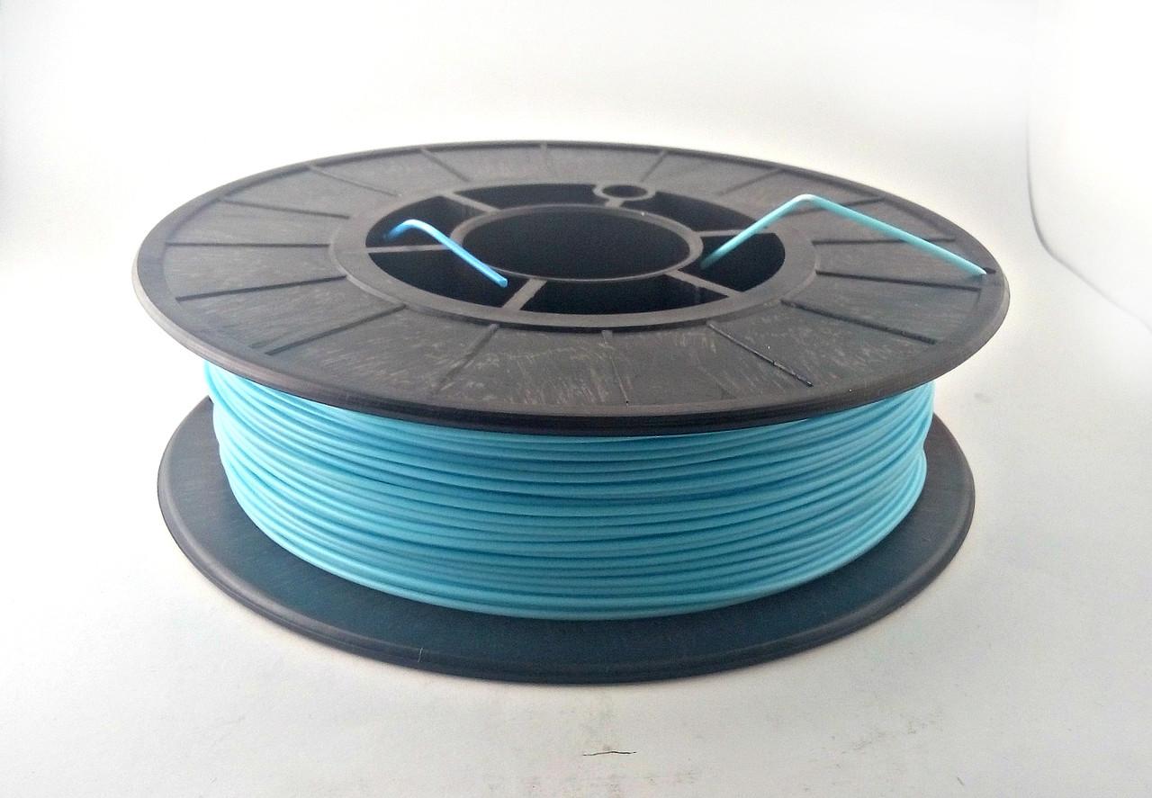 ПЕРЕЦВЕТ с Голубого на Светло-синий ABS Premium (1.75 мм/0.5 кг)