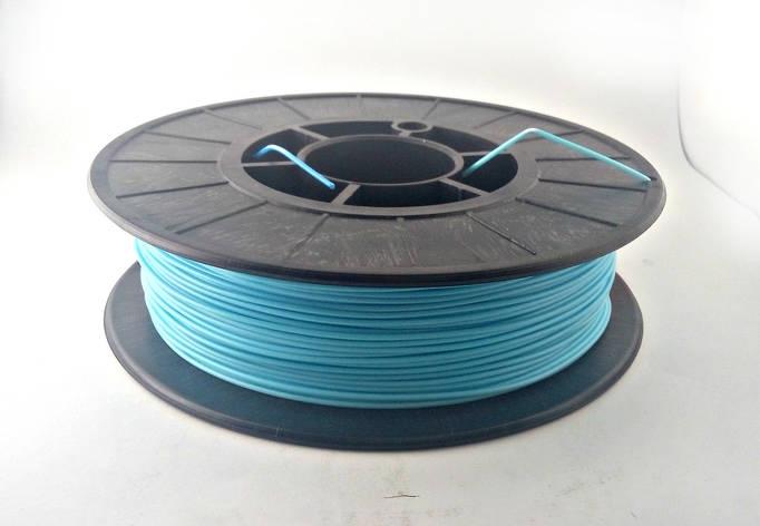 ПЕРЕЦВЕТ с Голубого на Светло-синий ABS Premium (1.75 мм/0.5 кг), фото 2