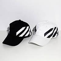Кепка стильная Off White | логотип вышит, фото 1