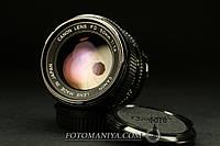Canon nFD 50mm f1.4     , фото 1