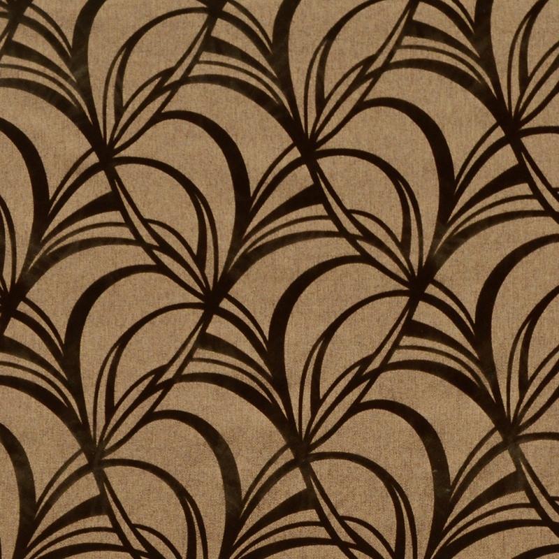 Флок Маура коричневый