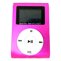 MP3-плеєр TOTO TPS-02 Pink (TPS-02-Pink)