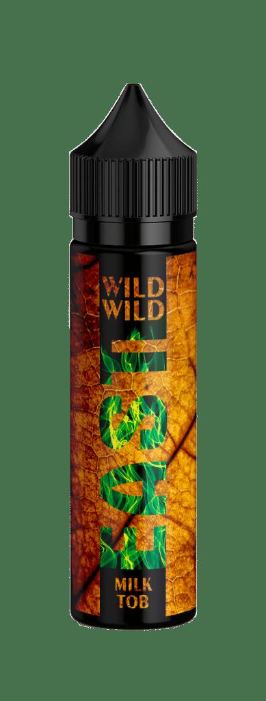 Жидкость для электронных сигарет Wild Wild 30, 0 мг/мл, West - NRG TOB