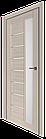 """Дверное полотно ТМ """"Leodor"""" модель """"Canneli"""" цвет дуб саксонский, фото 3"""