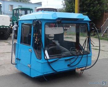 КАБИНА И ОБЛИЦОВКА Т-150