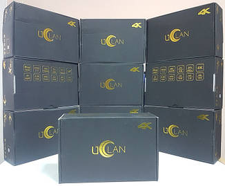Android Smart TV Box UCLAN X96Mini 2/16 GB Смарт приставка Андроид