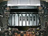 Защита картера двигателя и кпп Toyota FJ Cruiser 2007-, фото 8