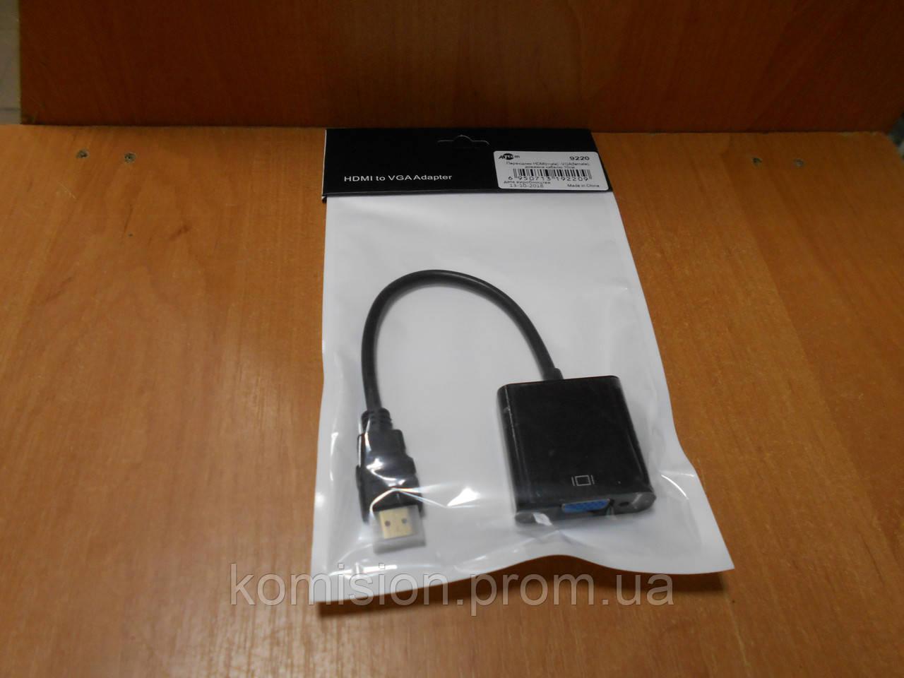 Переходник HDMI to VGA