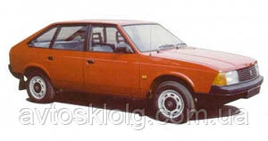 Скло лобове, заднє та бокові для Москвич 2141 (Хетчбек) (1975-1985)