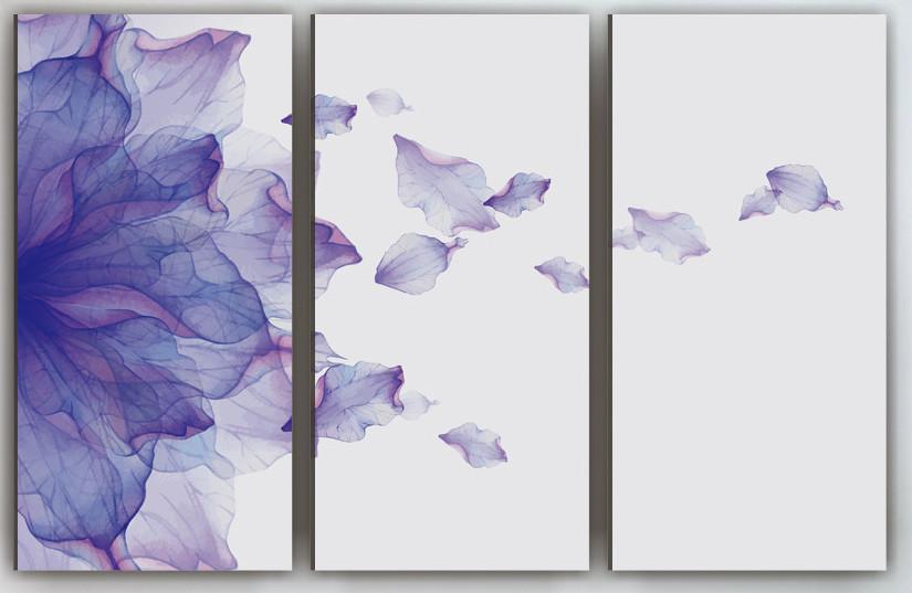 Фотокартина модульная Цветок 90х60