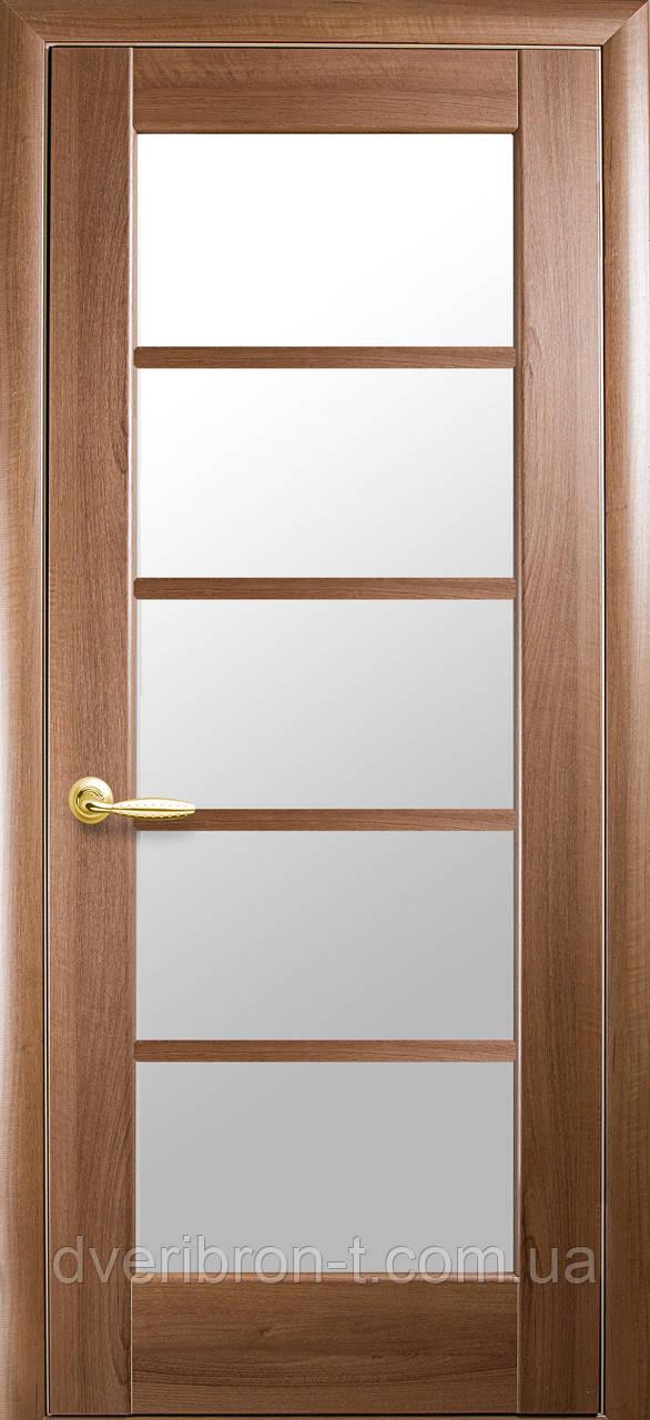 Двери Новый Стиль Муза золотая ольха, коллекция Ностра