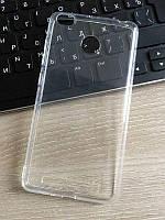 Силиконовый ультратонкий чехол-накладка для Xiaomi Redmi 3s