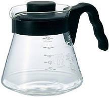 Фирменный заварник Hario VCS-02B для кофе и чая (700мл)